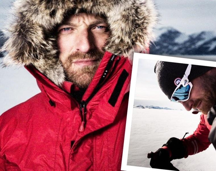 Luxurious Magazine Interview With Polar Explorer, Ben Saunders