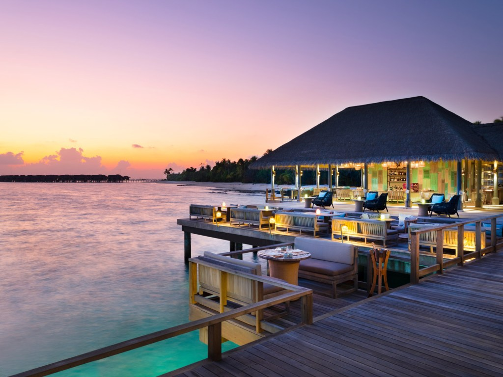 Alistair Birt, Head Pastry Chef of Harrods London Heads to the Maldives 2