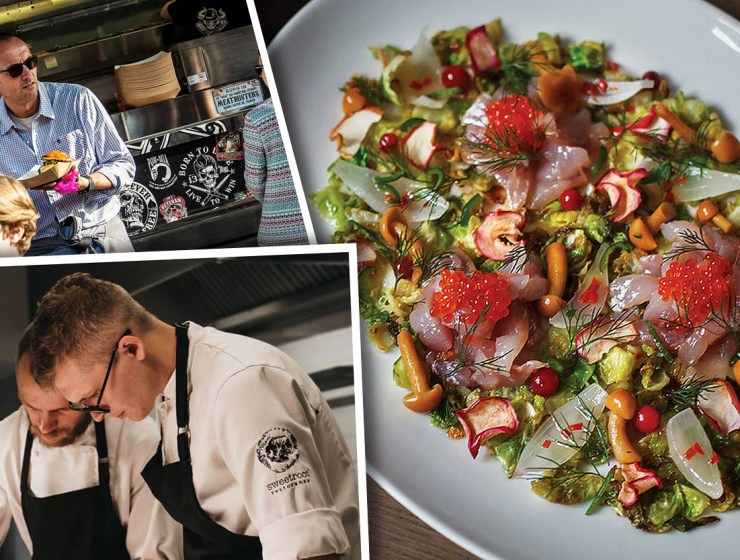 Some Secrets Need to be Shared! The Hidden Culinary Side of Vilnius in Lithuania