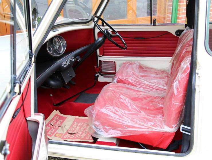 1968 Mk1 Morris Minor-Mini Super De Luxe with Just 272 miles on the Clock! 16