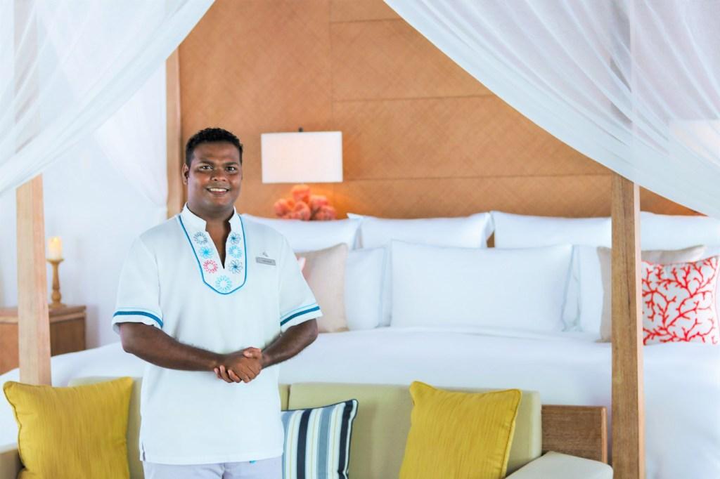 Raffles Maldives Meradhoo's Twin Island Resort Set to Open in Gaafu Alifu Atoll 14