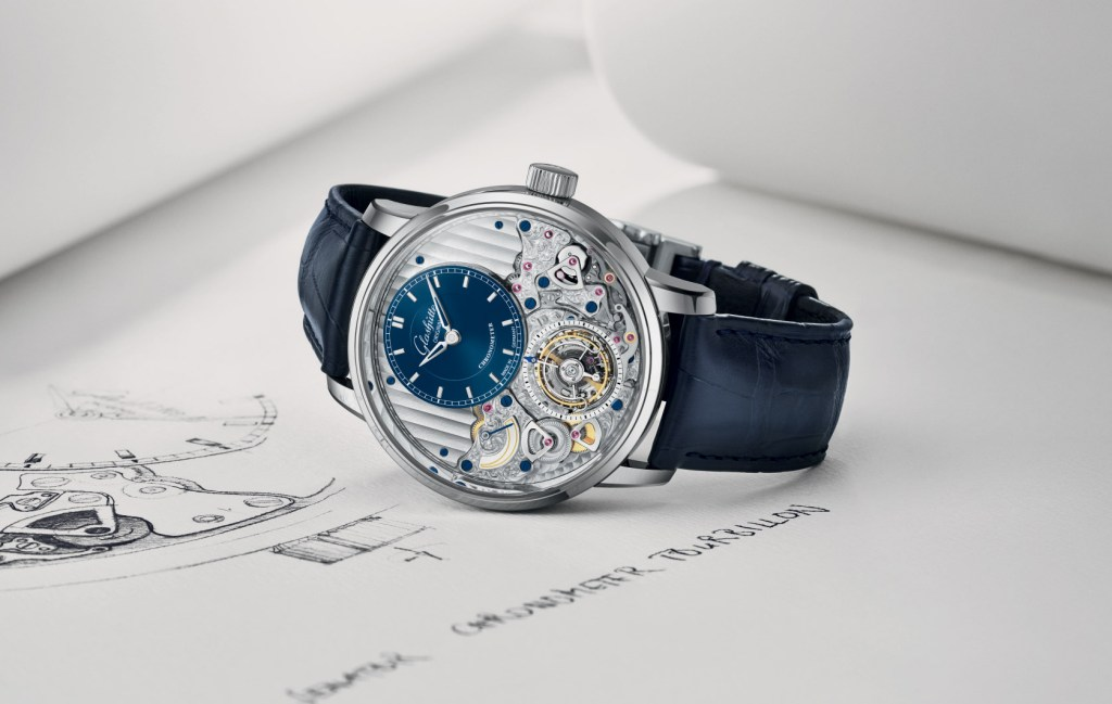 Glashütte Original Limited Edition Senator Chronometer Tourbillon