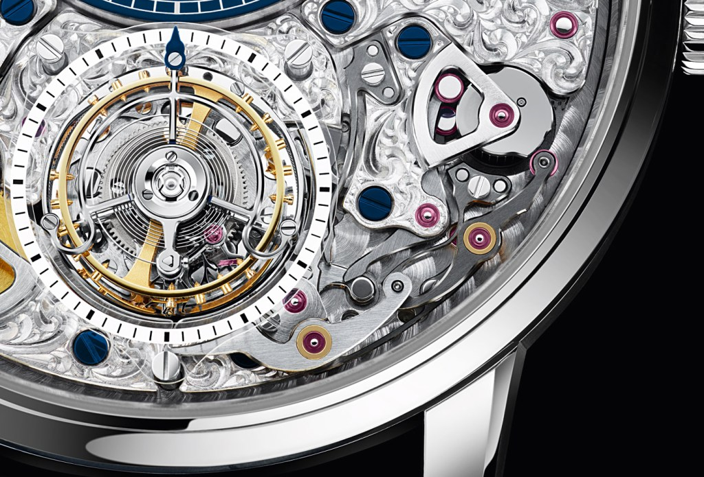 The Glashütte Original Limited Edition Senator Chronometer Tourbillon 1