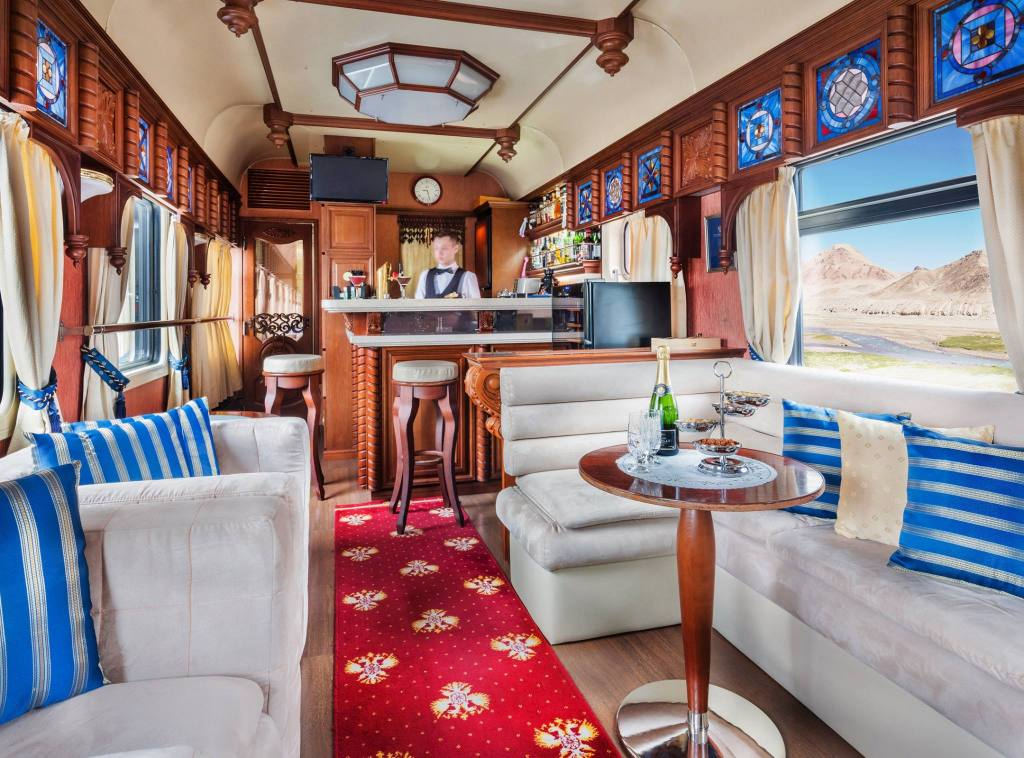 Golden Eagle Luxury Trains Unveils 17-Day 'Republics of the Silk Road' Journey 8