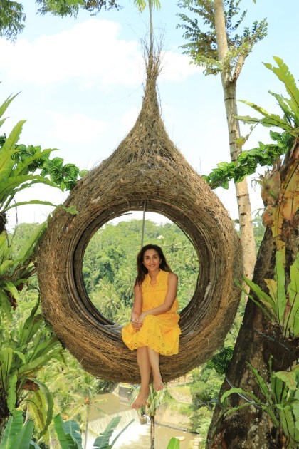 Founder and owner of Escape Ritual Sherina Binwani