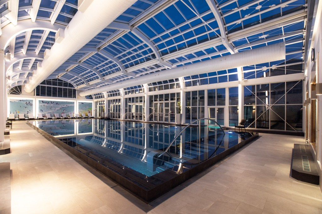 Taking Time Out To Relax At The Spa & Club At Four Seasons Hotel Hampshire 8