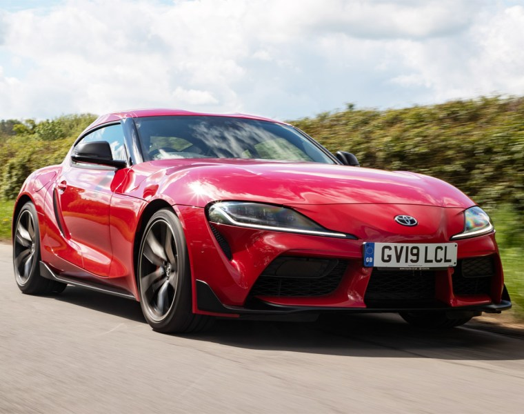 The Toyota GR Supra 3.0L review by Luxurious Magazine