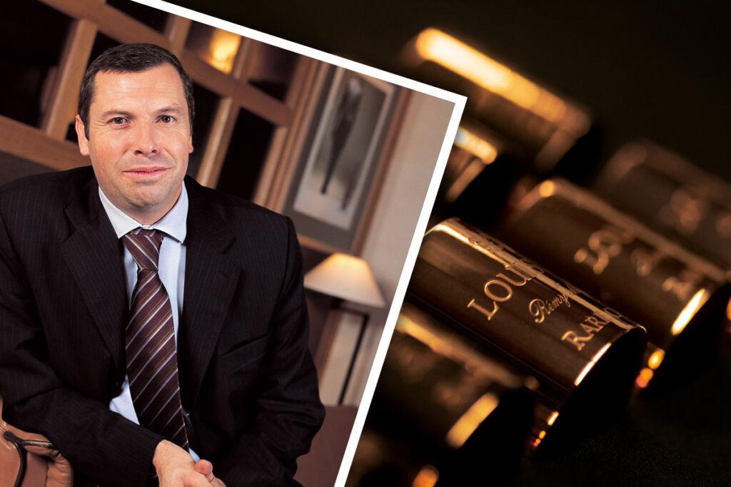 Vincent Géré Director of Rémy Martin Cognacs and Estates