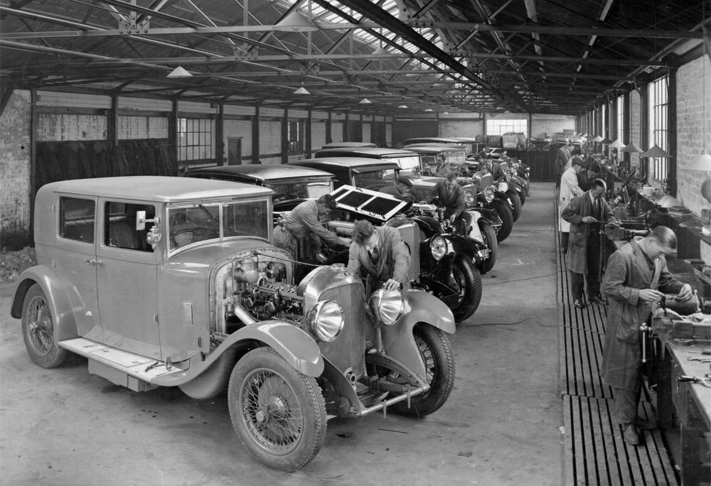 Bentley Motors Centenary Celebrated With Beautiful 240-Page Hardback 4