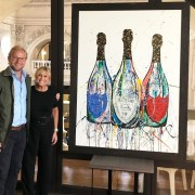 InterContinental Hotels Commission Luxury London Artist Alexander Hall 2