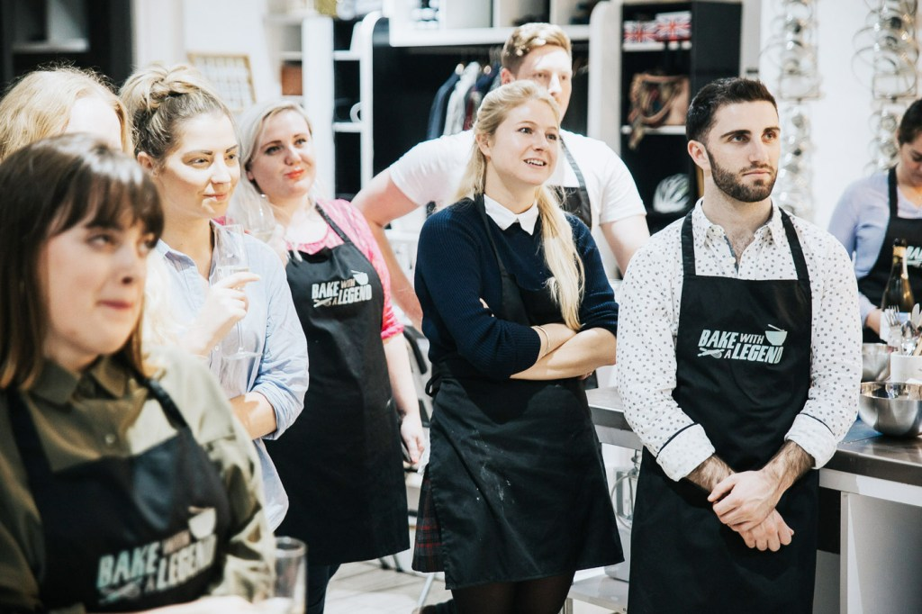 Bake With A Legend – London's Most Exclusive Baking Class 6