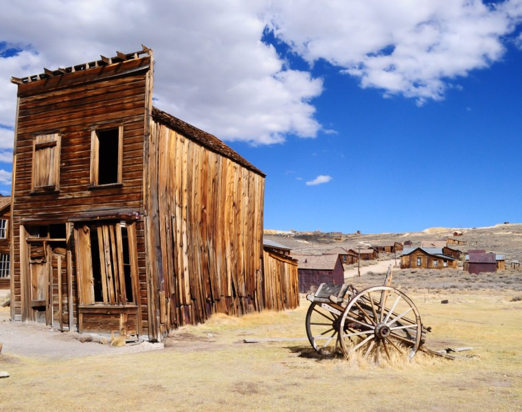 Bodie, California Probably the Best Preserved Ghost Town in the US
