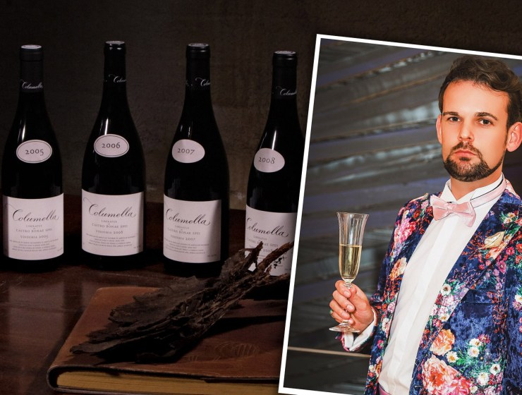 Christie's Charlie Foley Takes up the Gavel for the Cape Fine & Rare Wine Auction