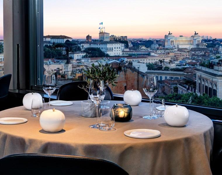 Rome's Luxurious Hotel Eden Celebrates Its 130th Anniversary