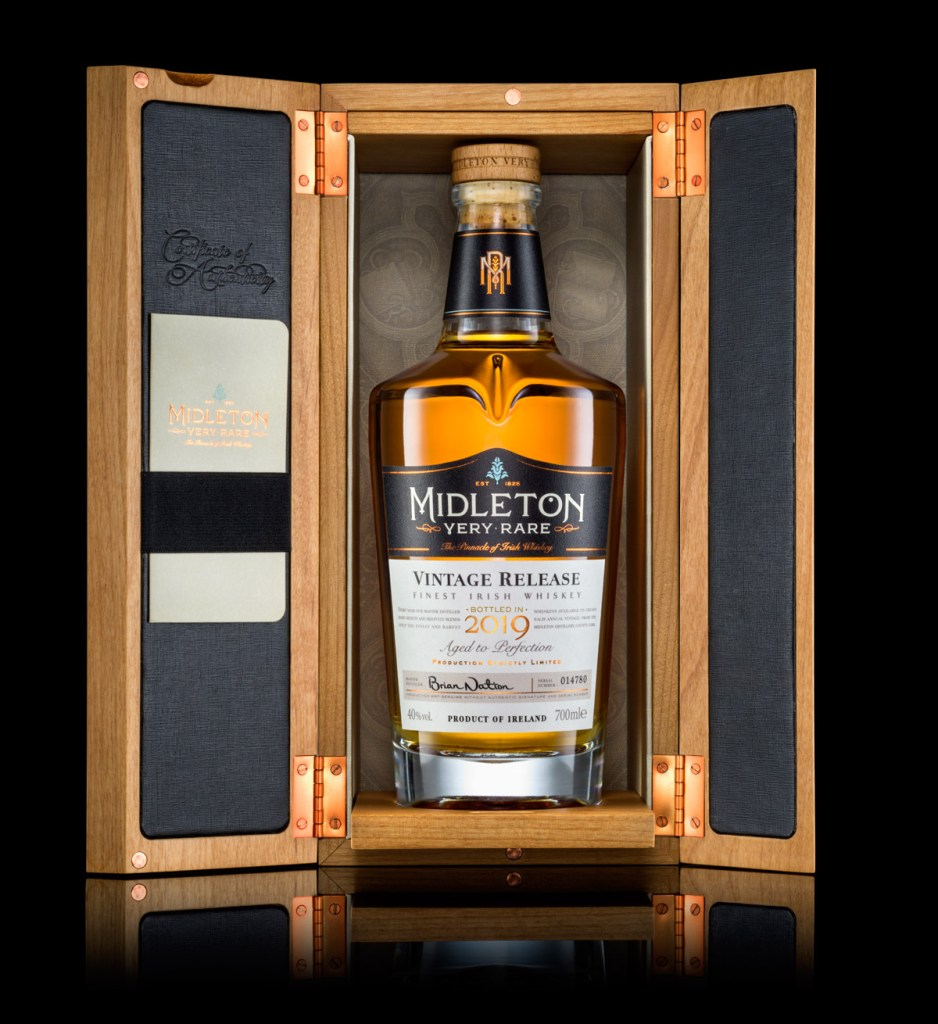 Ireland's Midleton Distillery Unveils Very Rare Vintage Release 2019 3