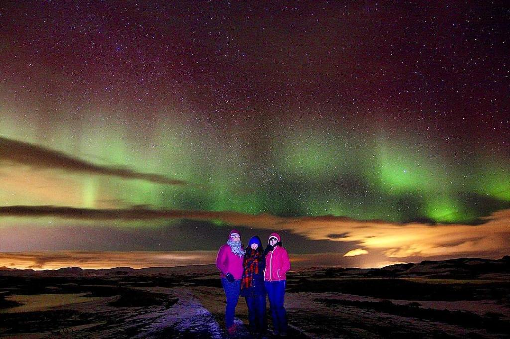 Witnessing One Of Earth's Greatest Shows: The Northern Lights 6
