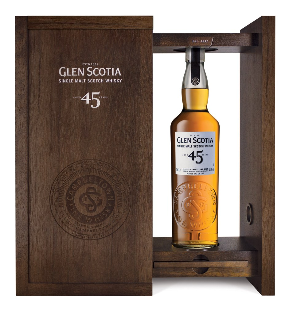 The Glen Scotia 45-Year-Old