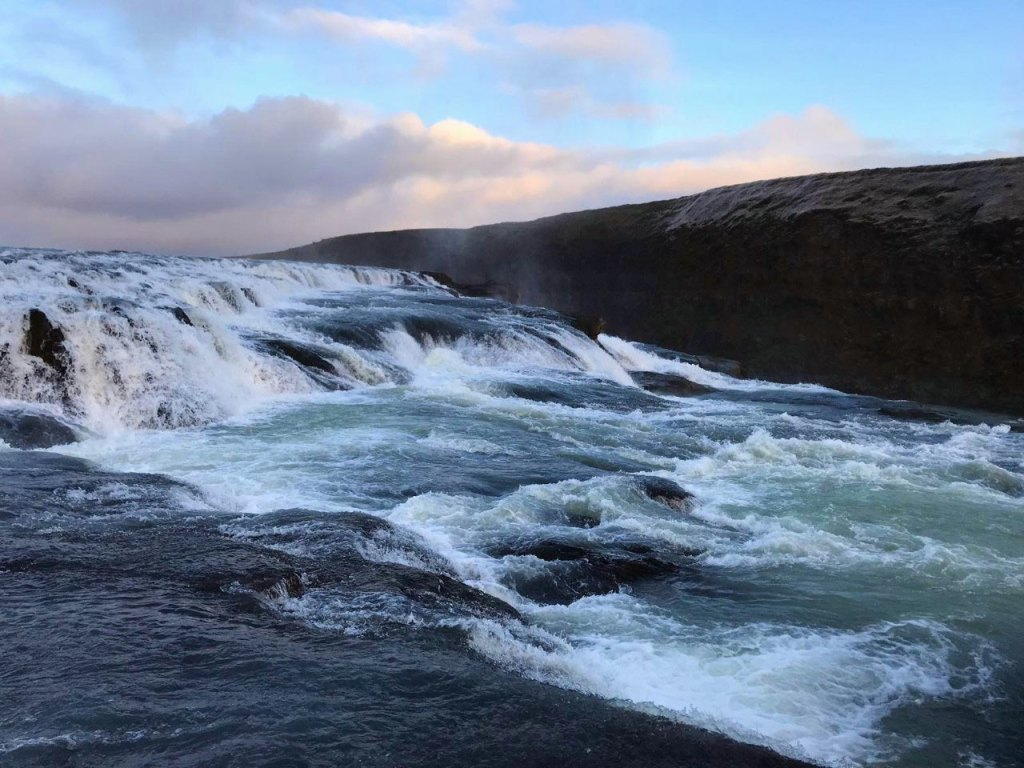 Stepping Out On To Iceland's Golden Circle With Moonwalker 2