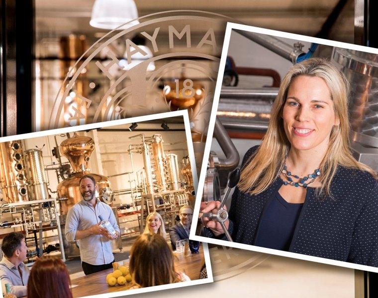 Luxurious Magazine Interview With Miranda Hayman, Co-Owner Of Hayman's Gin 15