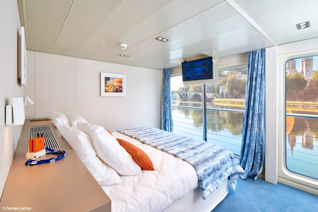 CroisiEurope MS Van Gogh Cabin