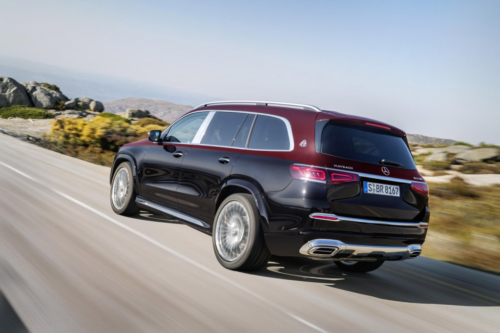 Mercedes-Maybach GLS 600 4MATIC - Is it More than Just a Badge? 7