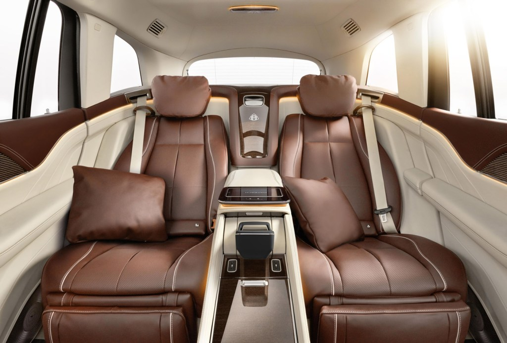 Mercedes-Maybach GLS 600 4MATIC - Is it More than Just a Badge? 9