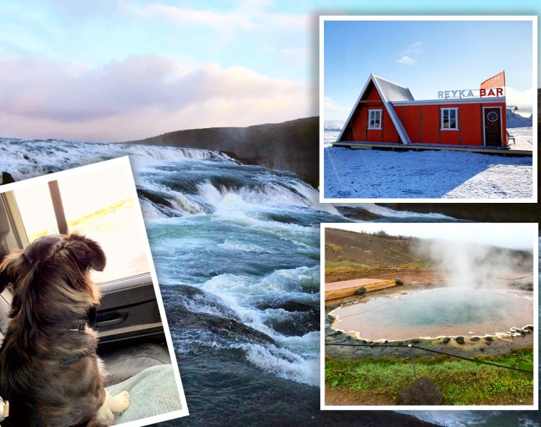 Stepping Out On To Iceland's Golden Circle With Moonwalker