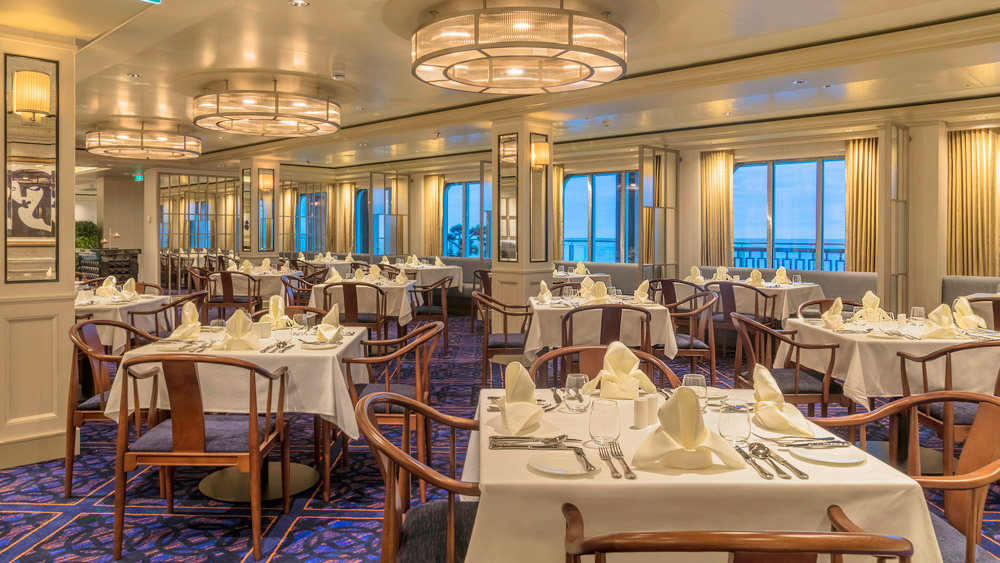 Prime Steakhouse on the Genting Dream