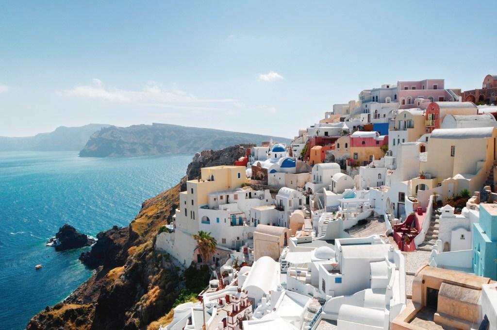 Kuoni Travel Forecast: Santorini in Greece