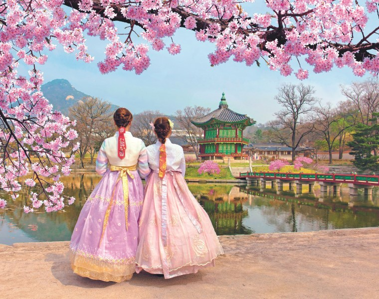 Five-star Luxury Escorted Tours in South Korea with Scenic