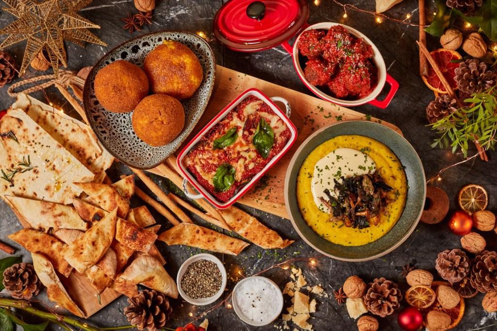 The Terra Terra Great Italian Festive Feast