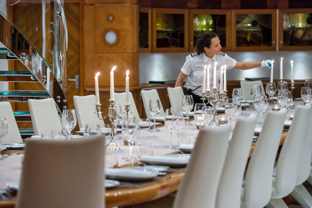 Michelin-Starred Toine Smulders Reveals The life of a Chef on a Superyacht 4