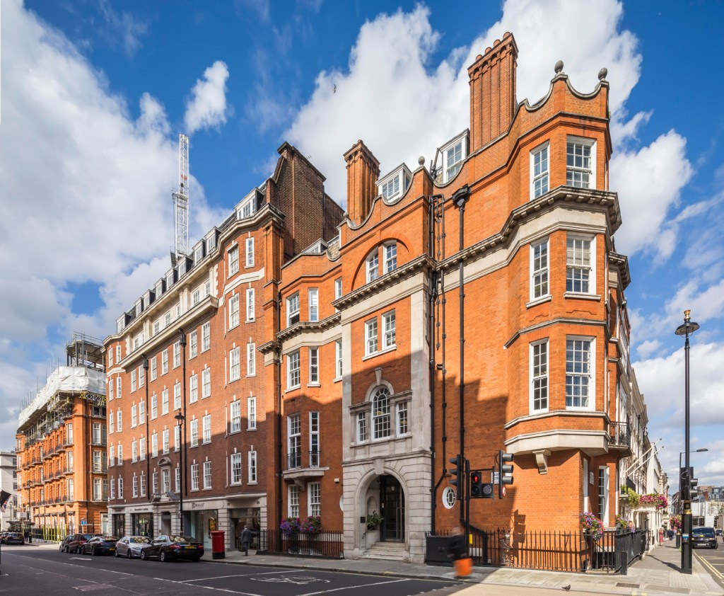 Claridge House 32 Davies Street Mayfair London