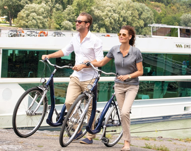 Top Three Ways to Stay Active When on a Cruising Holiday