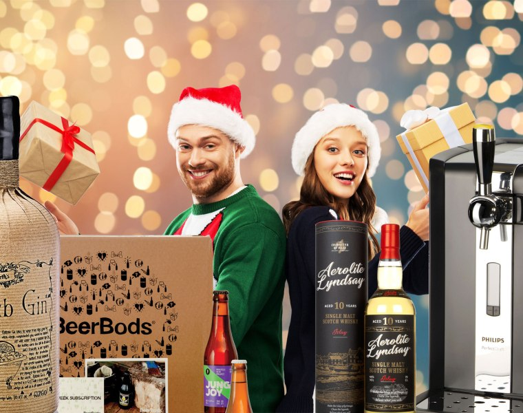 The Luxurious Magazine Christmas Drink Gift Guide for 2019