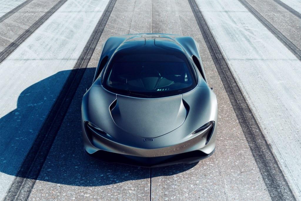McLaren Speedtail Hypercar Concludes High-Speed Validation Programme 5
