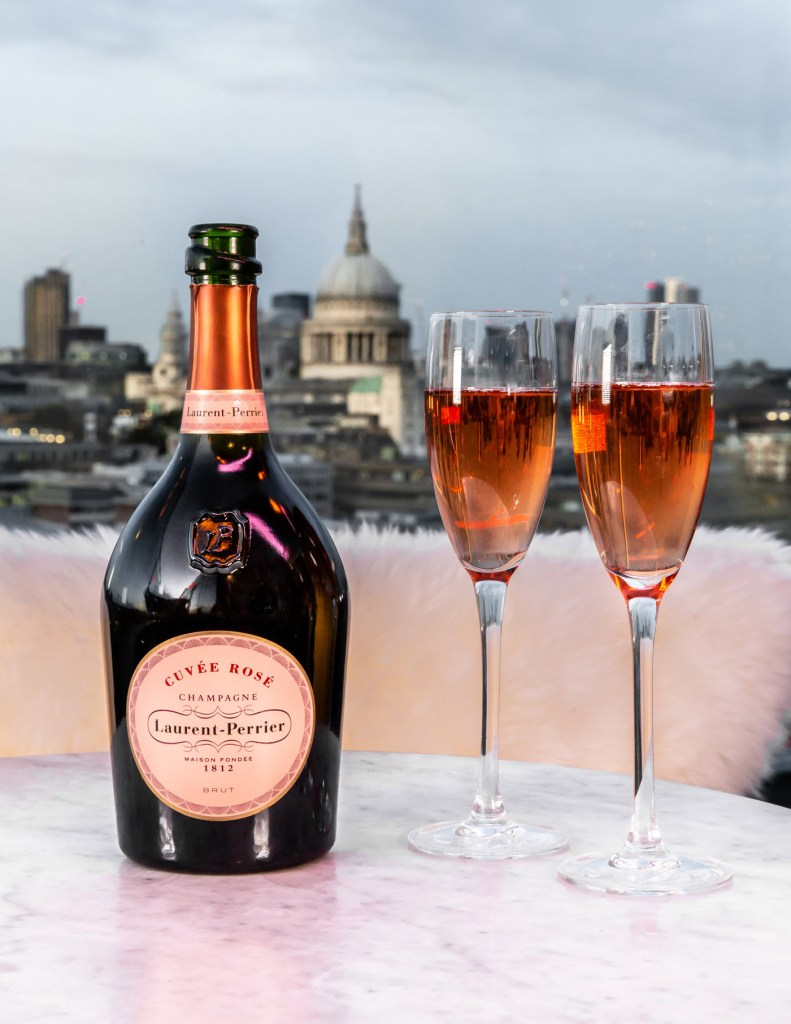 Rosé On The Roof: London's New Alpine-inspired Rooftop Bar 4