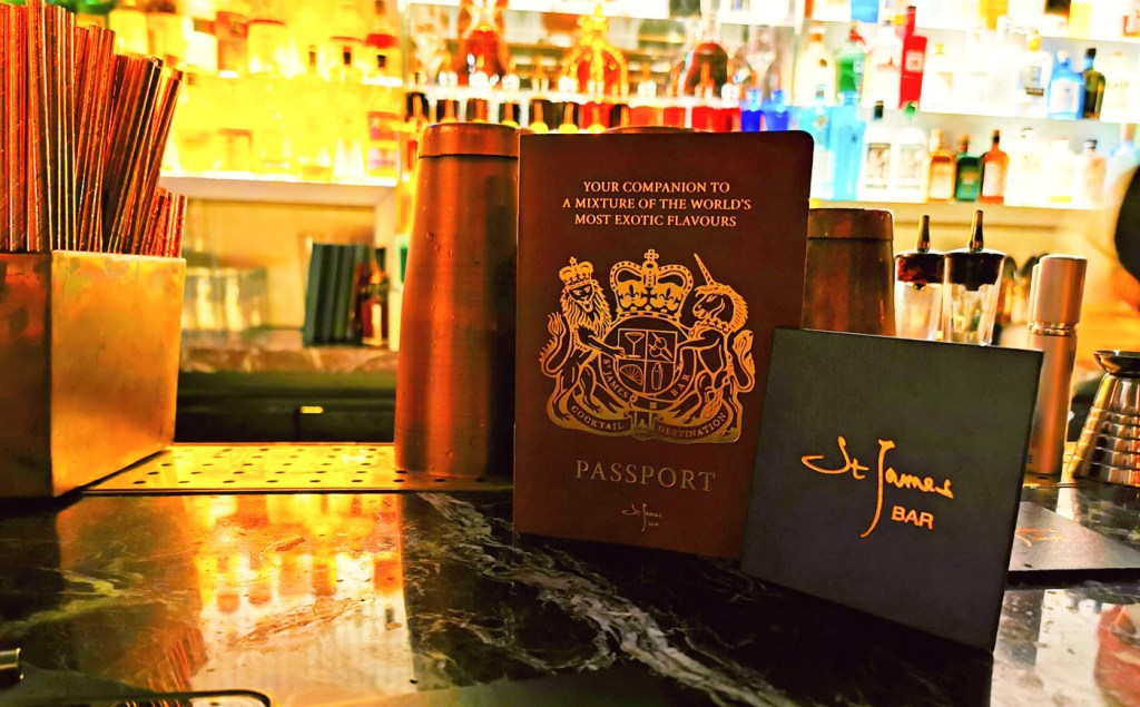 A Passport To The World Of Cocktails At Sofitel London St James 3