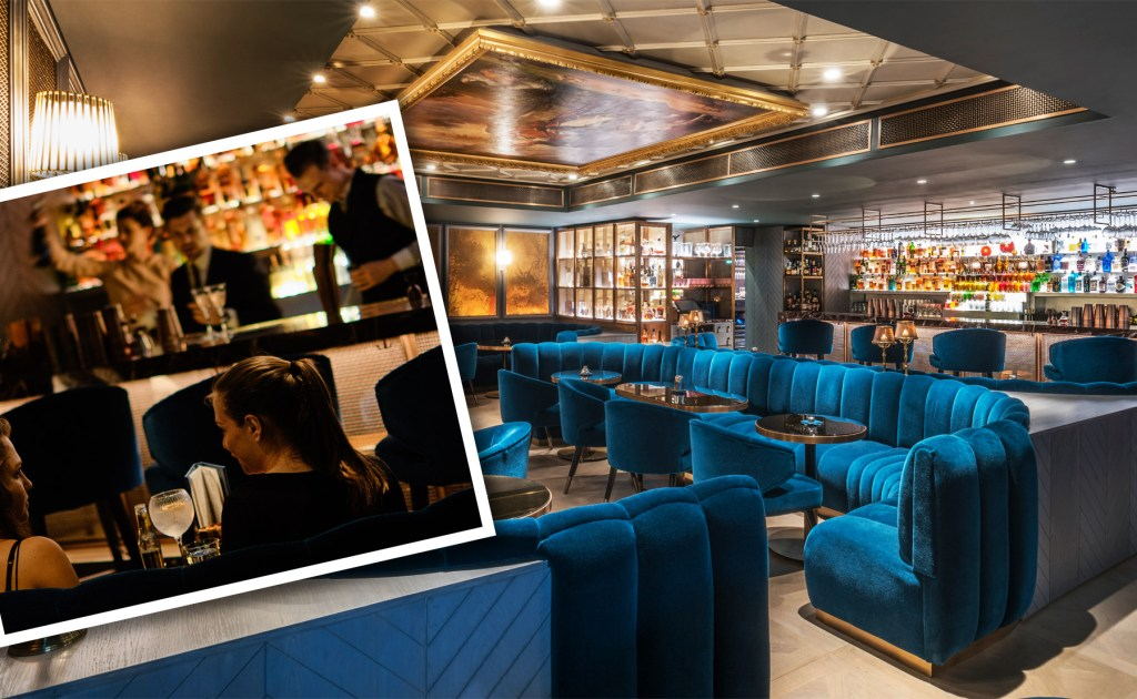 A Passport To The World Of Cocktails At Sofitel London St James