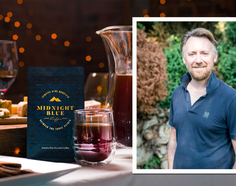 Interview With Tim Wookey, Co-Founder Of Midnight Blue Coffee