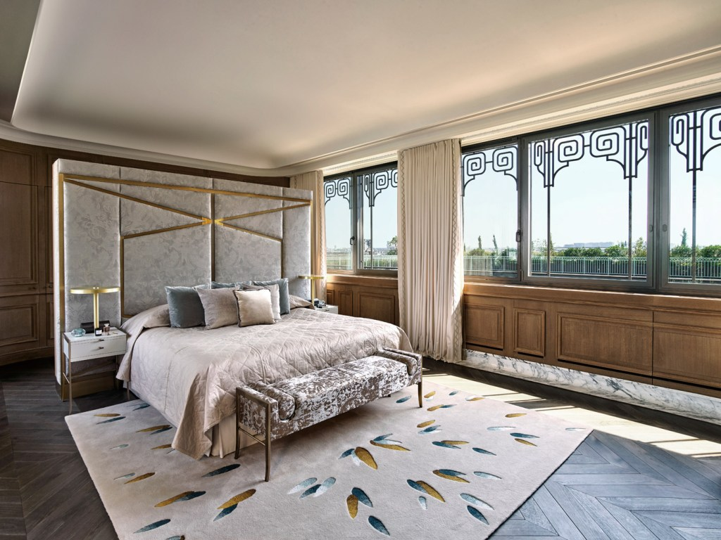 Le Meurice Hotel In Paris Transforms Belle Etoile Suite 5