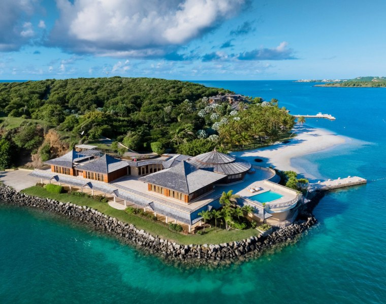 About Calivigny Island, The Luxurious Private Island in the West Indies 1