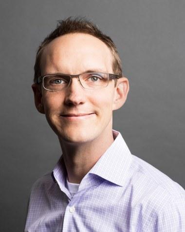 Clay Alexander Founder of the Ember Travel Mug