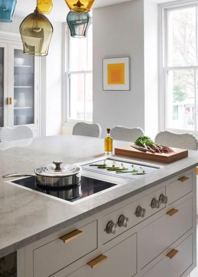 Martin Moore Creates Kitchen for Michelin-Starred Restaurant Pied à Terre 6