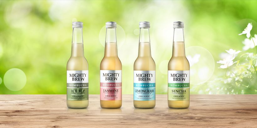 Mighty Brew non-alcoholic drink for Dry January
