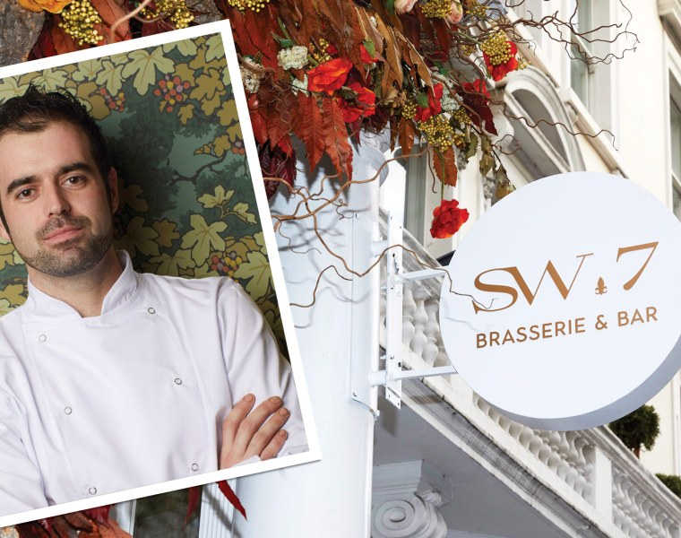 Mediterranean And British Cuisine At SW7 Brasserie & Bar