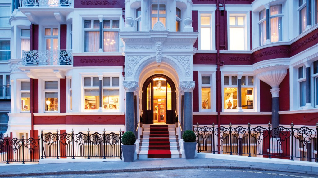 St. James's Hotel and Club in London