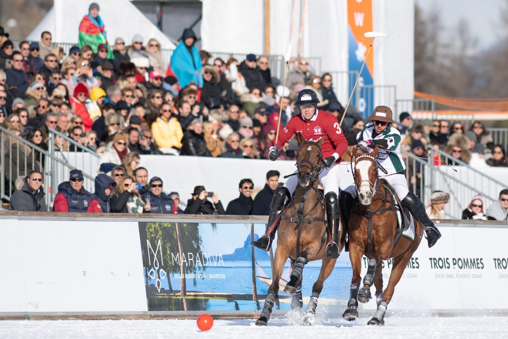 St. Moritz Takes Top Honours at Snow Polo World Cup St. Moritz 2020 6