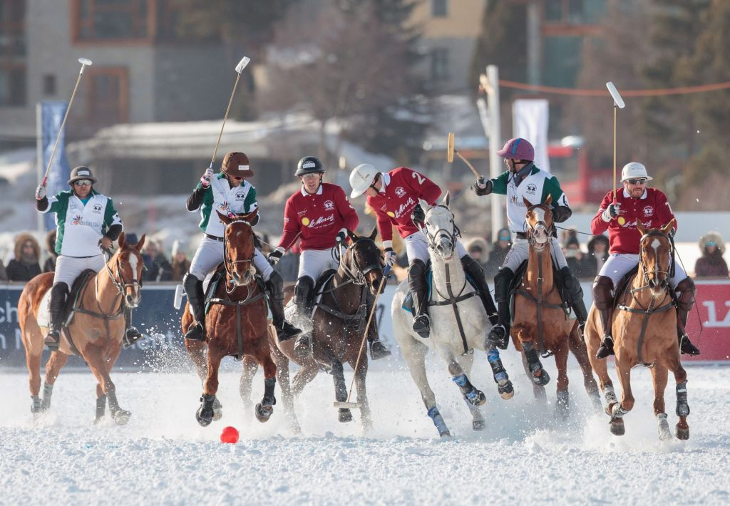 St. Moritz Takes Top Honours at Snow Polo World Cup St. Moritz 2020 5
