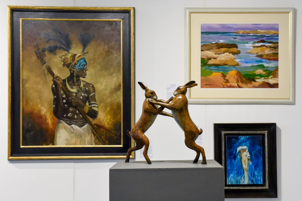 Unique items The Art & Antiques Fair Olympia 2020